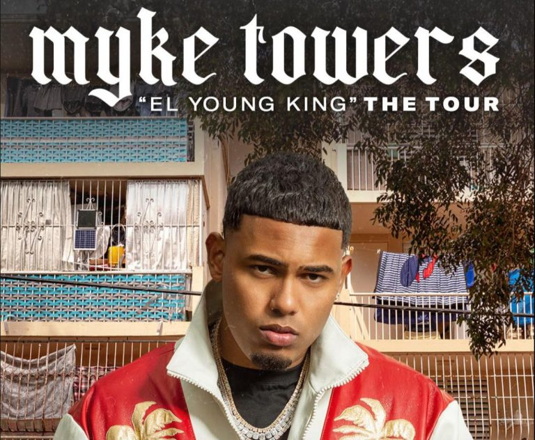 """Myke Towers – """"El Young King"""" The Tour set to arrive in London"""